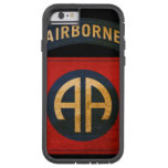 82nd ABN Division iPhone Extreme Tough Case Tough Xtreme iPhone 6 Case
