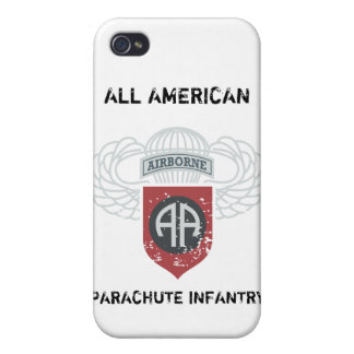 82nd Airborne All American Case For iPhone 4