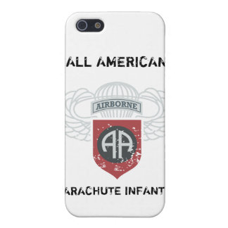 82nd Airborne All American Case For iPhone SE/5/5s
