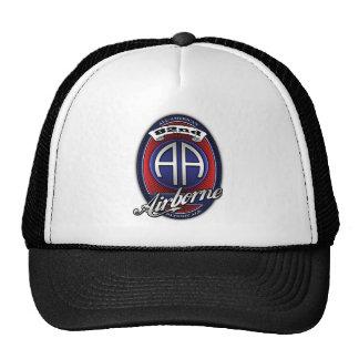 82nd Airborne Beer Label Trucker Hats