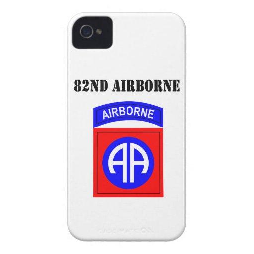 82nd Airborne Blackberry Bold Case