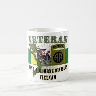 82nd Airborne Div (No CIB) Classic White Coffee Mug