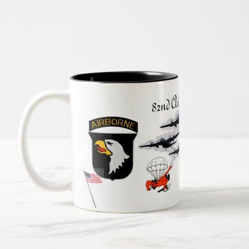 82nd Airborne Div.- WW II Coffee Mugs