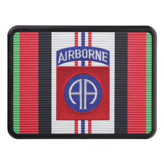 82nd Airborne Division Afghanistan Hitch Cover