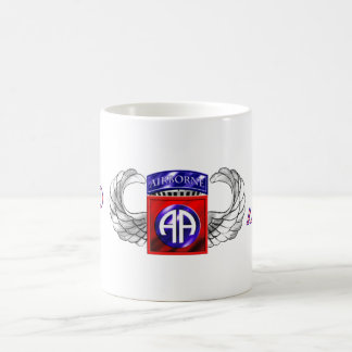 82nd Airborne Division All American Coffee Mug