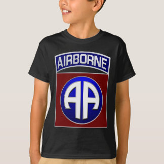 82nd Airborne Division All American Combat Patch T-Shirt