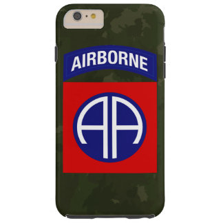 """82nd Airborne Division """"All American Division"""" Tough iPhone 6 Plus Case"""