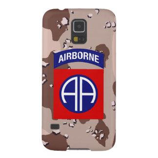 """82nd Airborne Division """"All American Division"""" Galaxy S5 Case"""