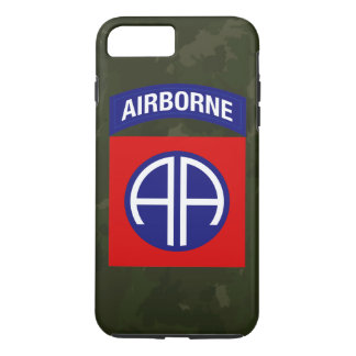 """82nd Airborne Division """"All American Division"""" iPhone 8 Plus/7 Plus Case"""