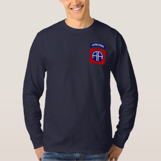 """82nd Airborne Division """"All American Division"""" Tshirt"""