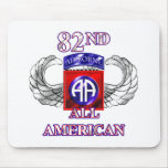 82nd Airborne Division All American Mousepad