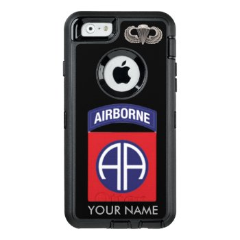 82nd Airborne Division  (all American) Otterbox Defender Iphone Case by ALMOUNT at Zazzle