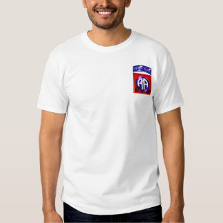 82nd Airborne Division All the way Shirts