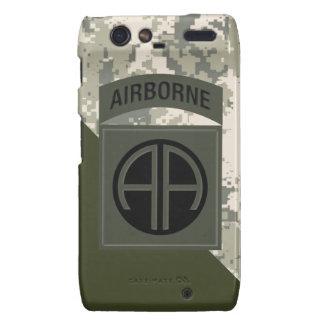 82nd Airborne Division Motorola Droid RAZR Case