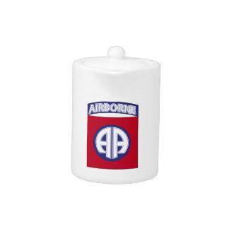 82nd Airborne Division - Combat Service Teapot