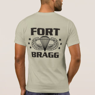 82nd Airborne Division Fort Bragg T Shirt