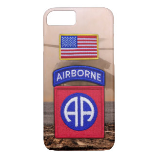 82nd airborne division fort bragg veterans vets iPhone 8/7 case