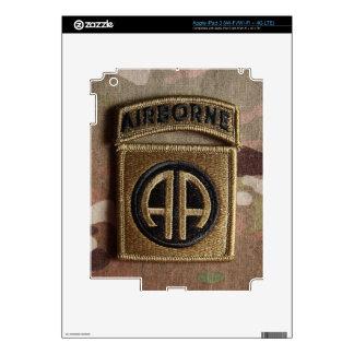 82nd Airborne Division iPad Skin