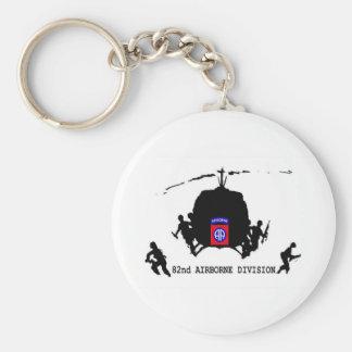 82nd AIRBORNE DIVISION Keychain