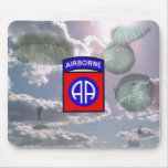 82nd Airborne Division Mousepad at Zazzle