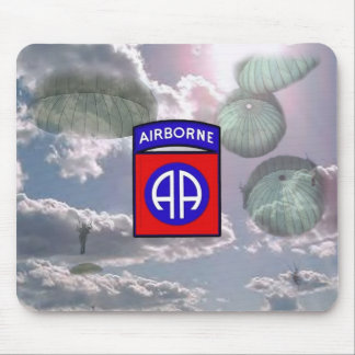 82nd Airborne Division mousepad