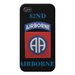 82nd airborne division patches vet gifts  iPhone 4 covers