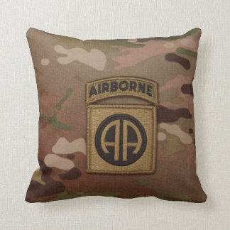 82nd Airborne Division Pillow