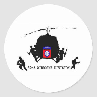 82nd AIRBORNE DIVISION Stickers