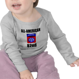 82nd Airborne Division Tee Shirts