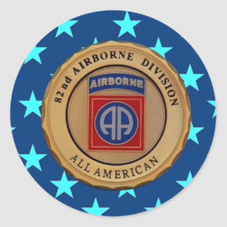 """82ND AIRBORNE DIVISION """"USARMYFANMERCH""""  """"U.S. Arm Stickers"""
