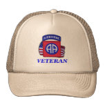 82nd airborne division veterans vietnam iraq Hat