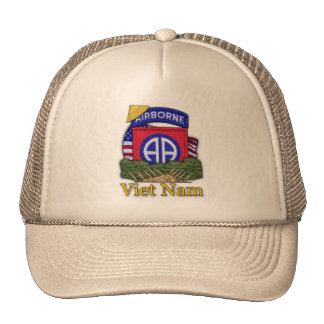 82nd airborne division veterans vietnam vets Hat