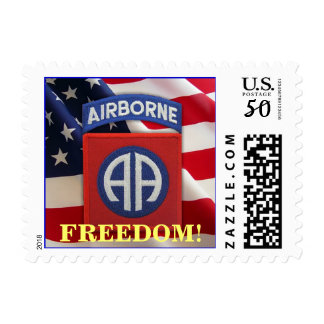82nd airborne division vets stamp ww2 postage sta