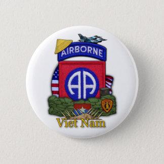 82nd airborne division vietnam war Button