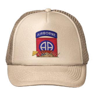 82nd airborne division vietnam war vets patch Hat