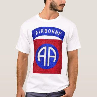 82nd Airborne(front) T-Shirt