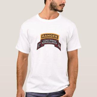82nd Airborne LRS Scroll, Ranger Tab T-Shirt
