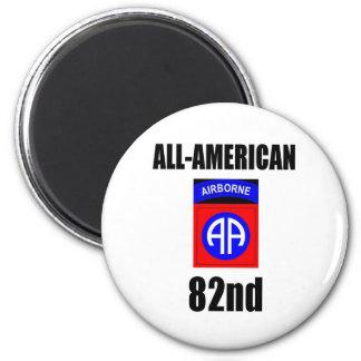 82nd Airborne Magnet