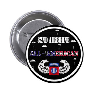 82nd Airborne Pin