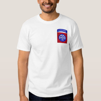 82nd Airborne(pocket) Shirt