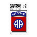 82nd AIRBORNE POSTAGE STAMP