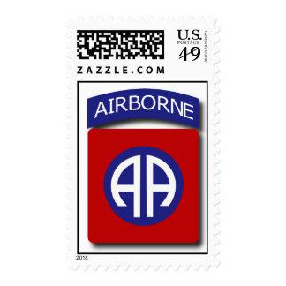 82nd AIRBORNE POSTAGE STAMP