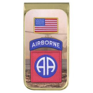 82nd airborne veterans vets fort bragg money clip