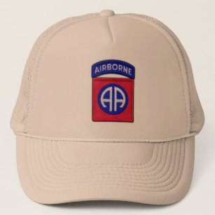 82nd airborne veterans vets patch Hat 5c596f64b34