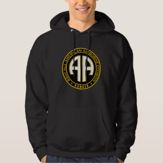 82nd All American Airborne Ranger Casual Patch Hoodie