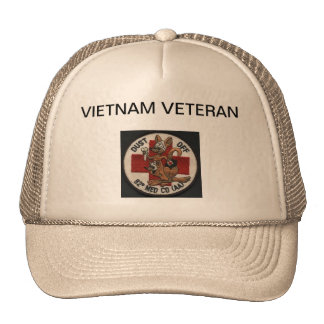 82nd DUSTOFF MILITARY UNIT KANGAROO PATCH MESH HAT