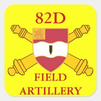 82ND FIELD ARTILLERY STICKERS