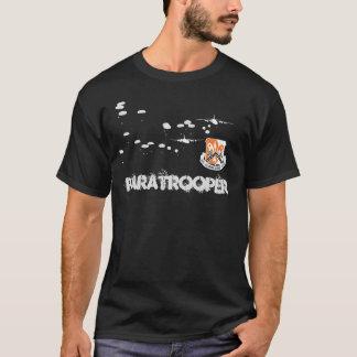 82nd Signal Bn Paratrooper T Shirt