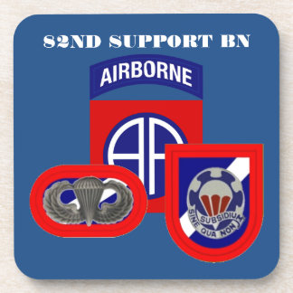 82ND SUPPORT BATTALION 82ND AIRBORNE COASTERS