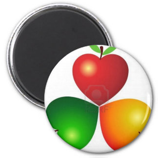 8305463-illustration-art-heart-apples-with-isolate 2 inch round magnet